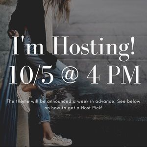 Join me as I Co-Host a Posh Party